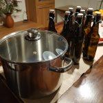 Zum trinken Bier selbst brauen? Warum nicht?